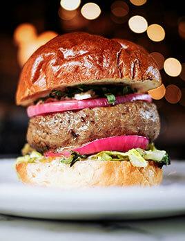 American Cuisine <span> Hamburger</span>